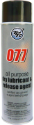 077-INDUSTRIAL SILICONE LUBRICANT
