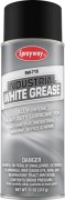 715-White Grease Lubricant Spray